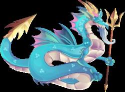 Dragón Poseidón