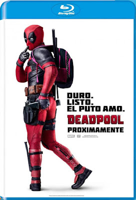 Deadpool 2016 BD50 Latino