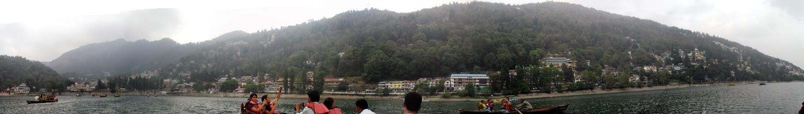 PanoramaNainLake_DevBhumiUttranchal