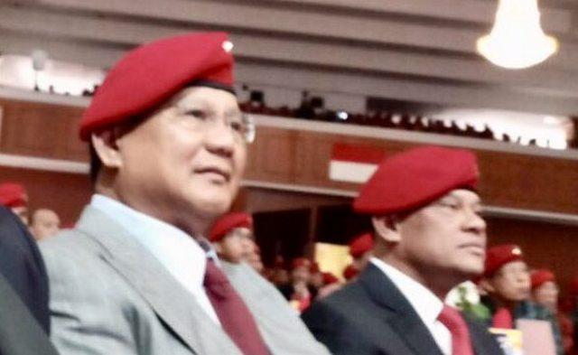 Selain Prabowo, PKS Juga Komunikasi dengan Gatot