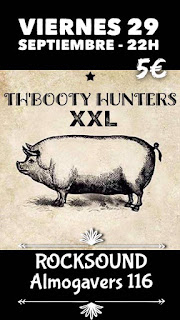 Th' Booty Hunters