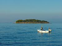 otočić Mrduja slike otok Brač Online