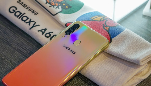 Samsung Galaxy A60 Pre-Orders Begins in China