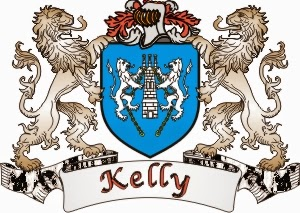 Meet The Kelly Coat Of Arms The Irish Rose