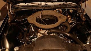 1969 Pontiac LeMans GTO Ram Air IV Engine 02