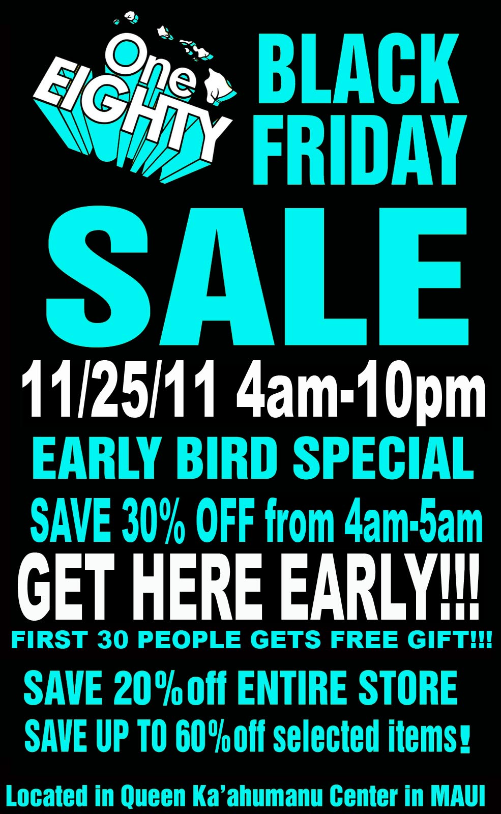 Diamond Supply Black Friday