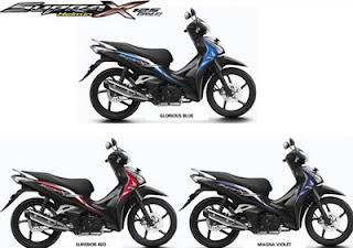 Harga Kredit Honda Supra X 125 Helm In PGM-FI