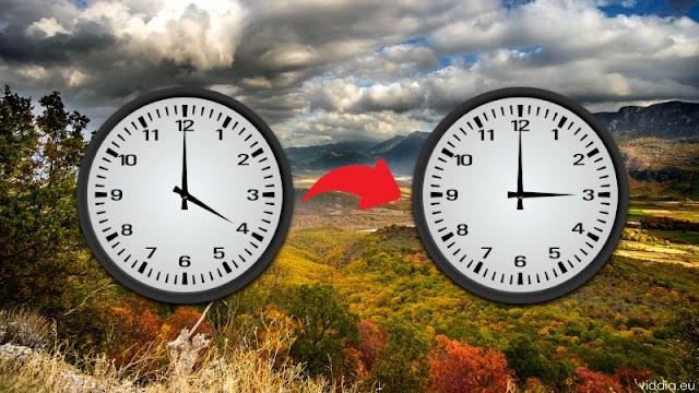 Τελευταία ίσως φορά θα αλλάξει η ώρα από θερινή σε χειμερινή την Κυριακή 28/10