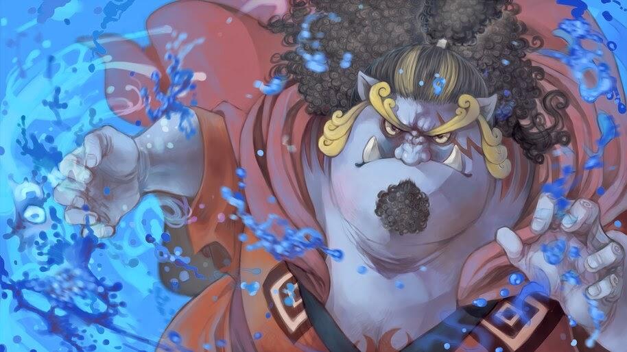 Jinbe, One Piece, 4K, #6.108