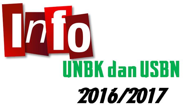 Tanggal Tanggal Penting Untuk Persiapan Usbn Dan Unbk 2016 2017
