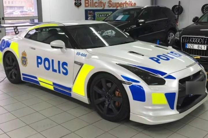 Police Supercars Quiz By No R Way