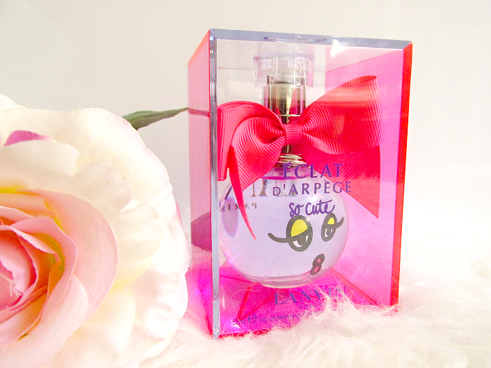 "Review: LANVIN - Èclat d´Arpège ""So Cute"" EdP - 50ml - 49.- Euro  Verpackung"