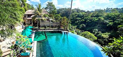 Kegiatan Liburan Di Spa Ubud Bali