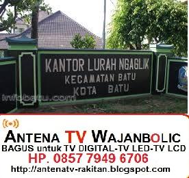 Jual ANTENA TV WAJANBOLIC  Batu Malang