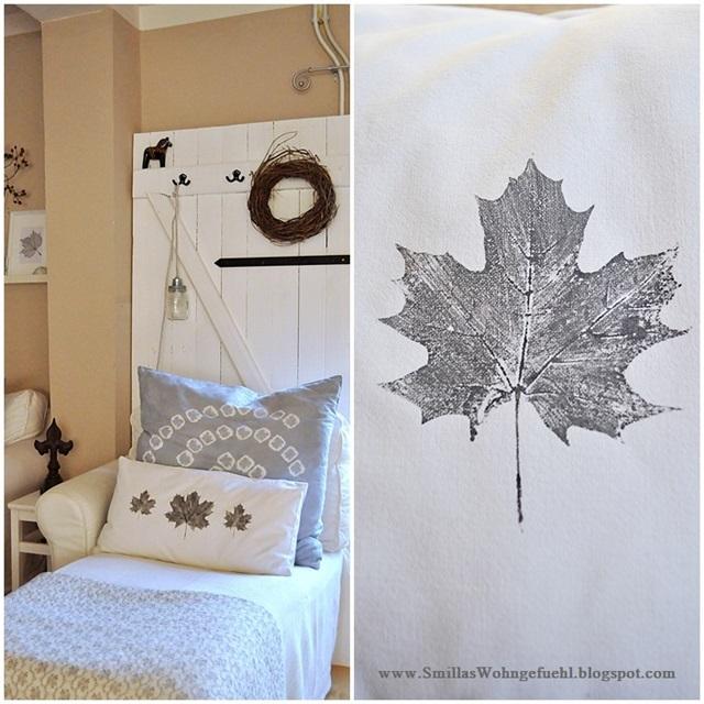 smillas wohngef hl diy easy peasy bl tter druck auf stoff und papier. Black Bedroom Furniture Sets. Home Design Ideas