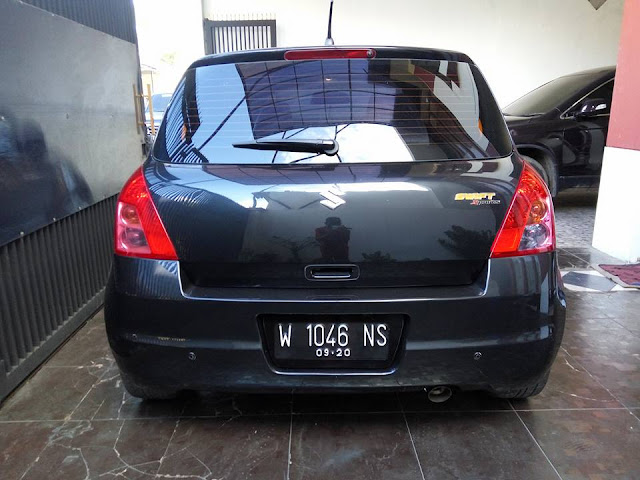 Suzuki Swift tahun 2008  bekas