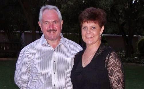 Johan en Ansie Heever
