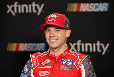 Ryan Reed - 2017 #NASCAR XFINITY Series Playoffs Media Day Photos