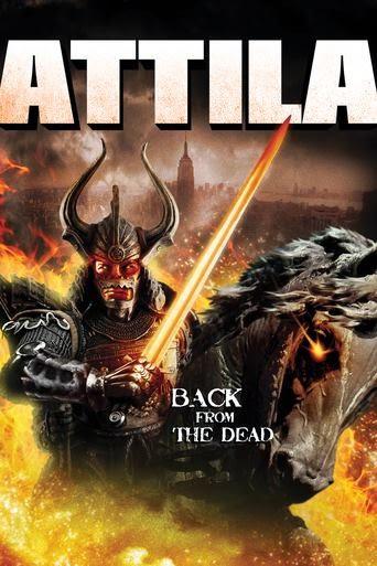 Attila คืนชีพกองทัพนักรบปีศาจ [HD][พากย์ไทย]