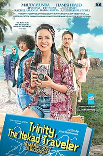 Download Film Trinity, The Nekad Traveler (2017) Full Movie