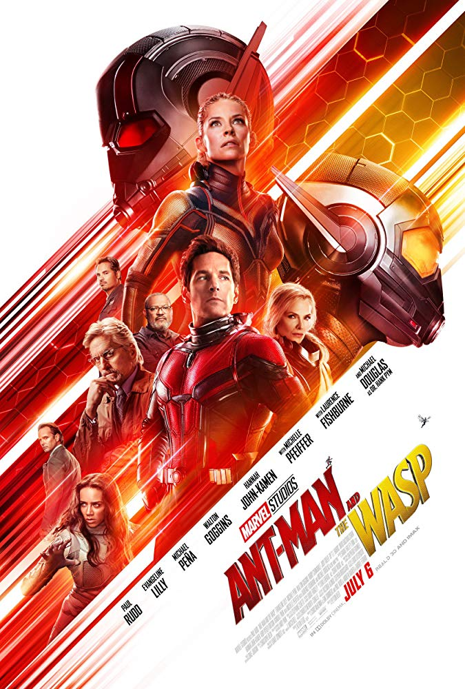 antman and wasp kinostart