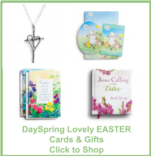 EASTER at DaySpring.com