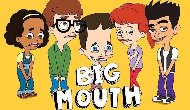 Trailer Oficial de la Segunda temporada de Big Mouth | Netflix