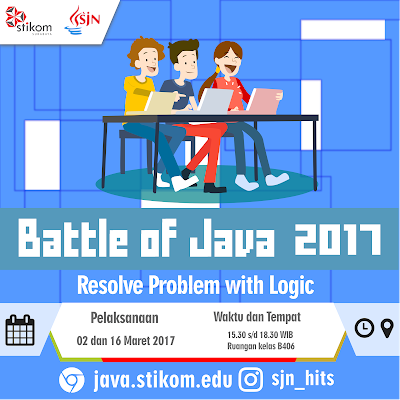 Battle of Java Stikom Surabaya