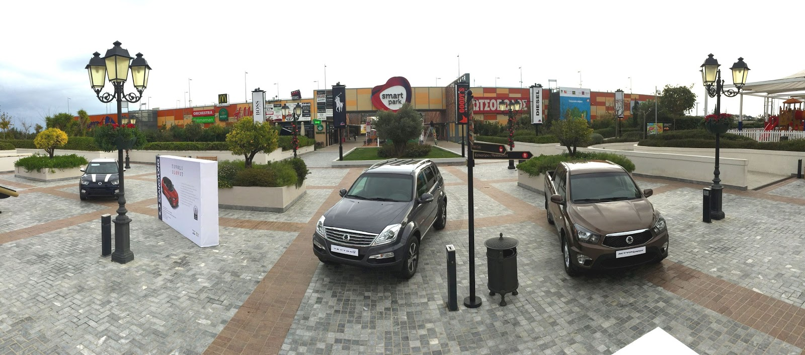 3%2BSY%2BMAG Δες και οδήγησε το SsangYong TIVOLI 1.6 Diesel στο εμπορικό κέντρο McARTHURGLEN SsangYong, SsangYong Actyon, SsangYong Actyon Sports, SsangYong Rexton, SsangYong Tivoli