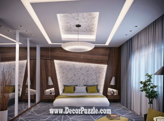modern plaster of paris designs for bedroom 2018 pop ceiling design