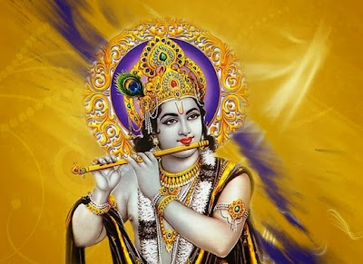 Lord krishna ji wallpaper