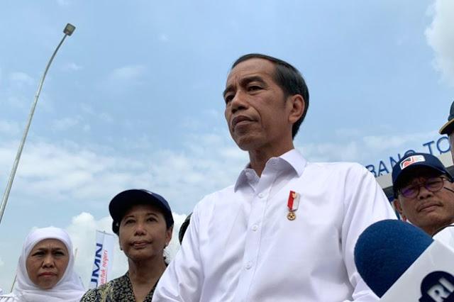Jokowi Ditagih Kasus Novel: Jangan Kembali ke Saya Lagi