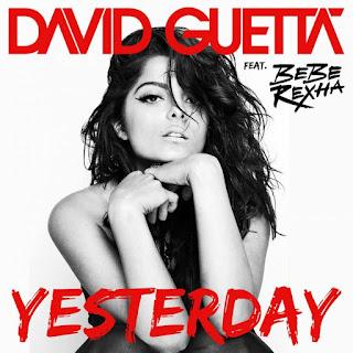 Yesterday Lyrics David Guetta Lyrics feat. Bebe Rexha lyrics