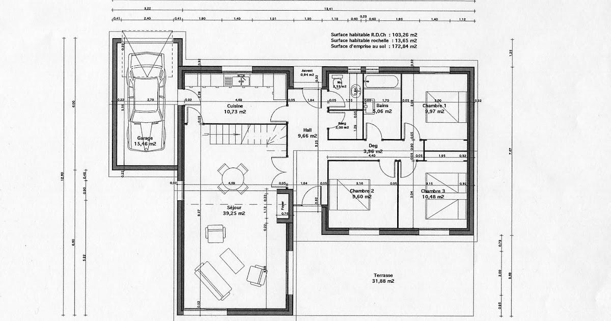 plans de maison 2 book batiment architecture. Black Bedroom Furniture Sets. Home Design Ideas