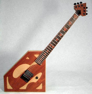 guitarra superman
