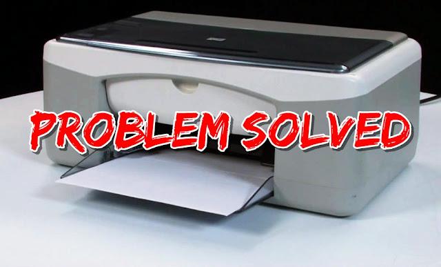 Mengatasi Printer HPPSC 1410 Series Tidak Terdeteksi