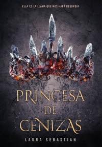 Princesa de cenizas,  Laura Sebastian
