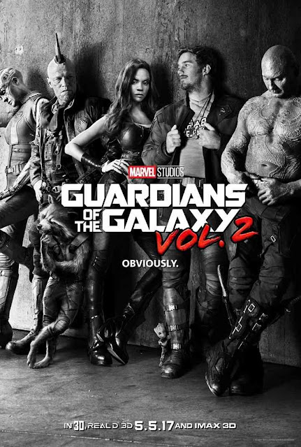 Guardians of the Galaxy Vol 2 se estrena en 2017