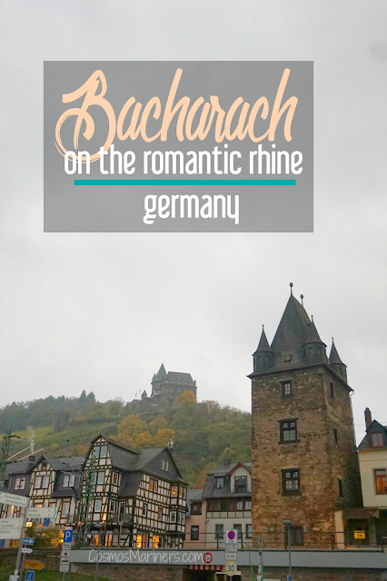 Bacharach, the Romantic Rhine, and the Marksburg Castle Visit that Never Happened | CosmosMariners.com