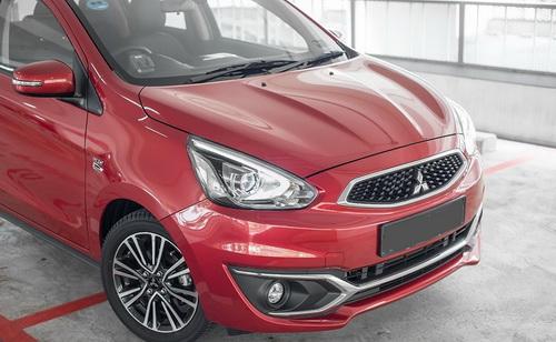 Harga All-new Mitsubishi Mirage dan Spesifikasi