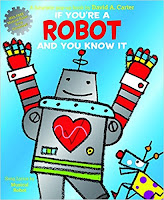 Robot Storytime, Adventures in Storytime, Robot books