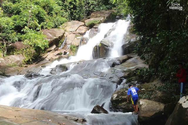 Samping Air Terjun Tengai' Kec Nanga Mahap Kab Sekadau - kaharsan