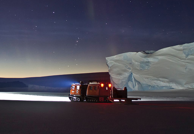 Penelitian Australian Antarctic Division to search for million year ice core