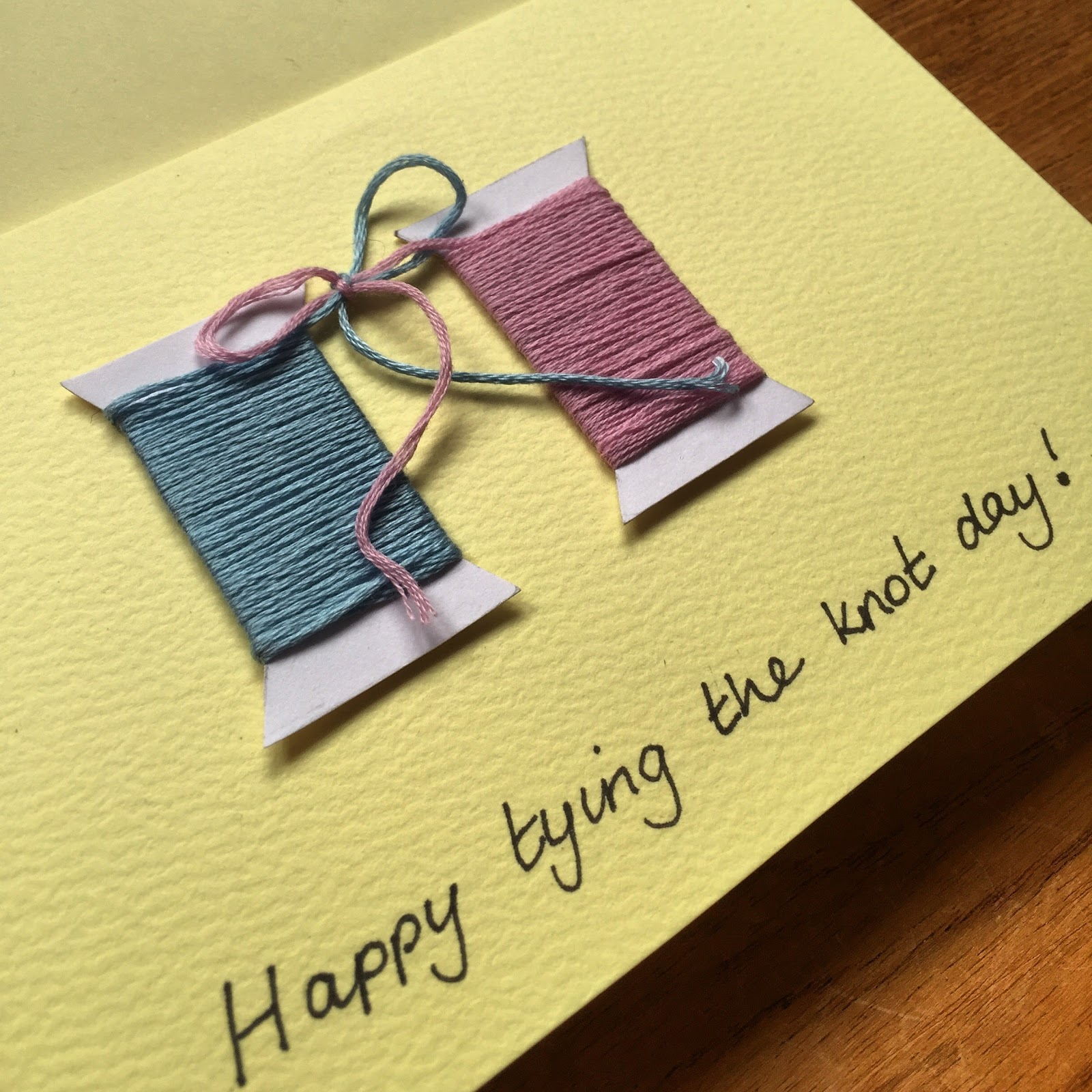 Ideas for Handmade Wedding and Birthday Cards