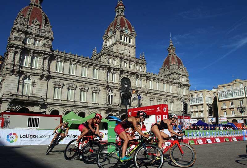 Campeonato España Triatlón 2020