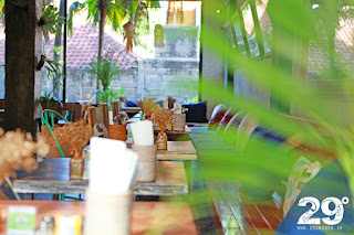Benih Cafe - frukost de luxe