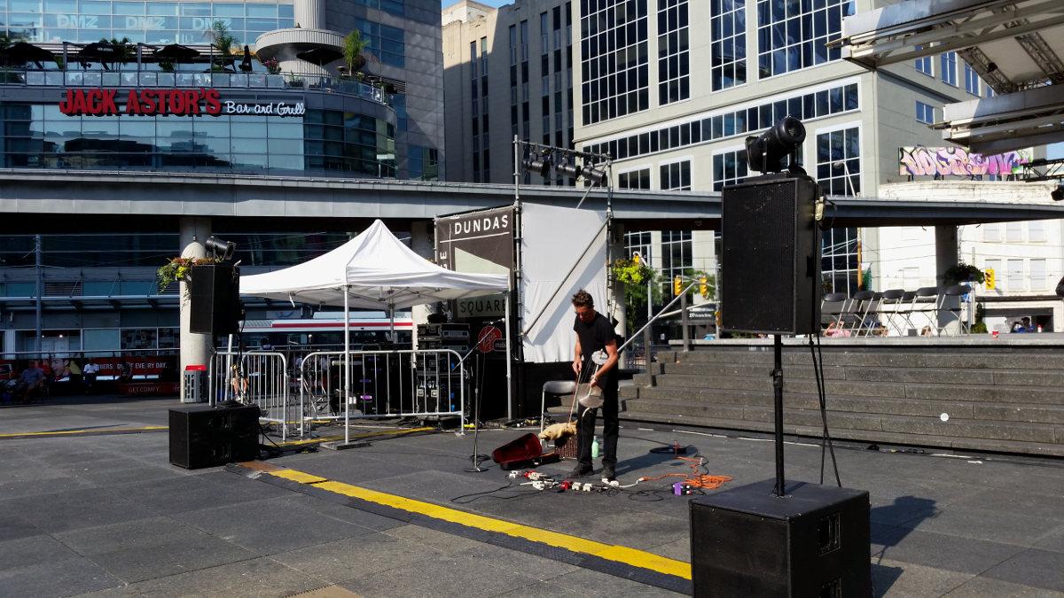 Christof Migone Sound Voice Perform