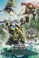 ninja turtles 2 movie poster malaysia