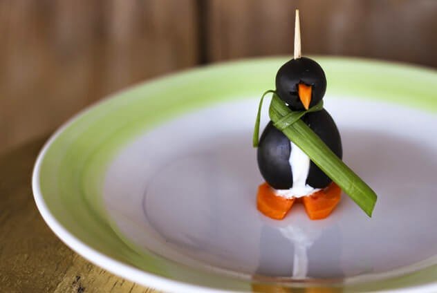 Black Olive Penguin, Foodie With Family