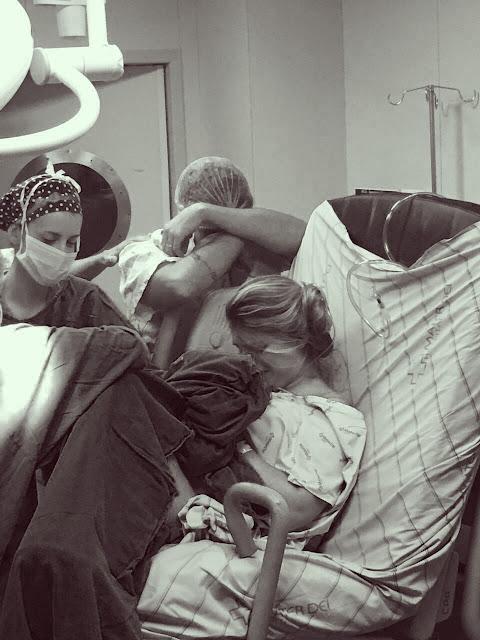 relato parto normal